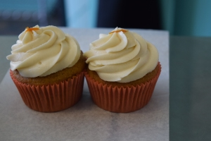 Pumpkin spice cupcakes? Yes, please.