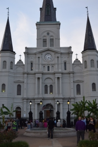 8. St. Louis Cathedral
