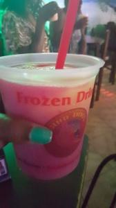 Frozen daiquiri