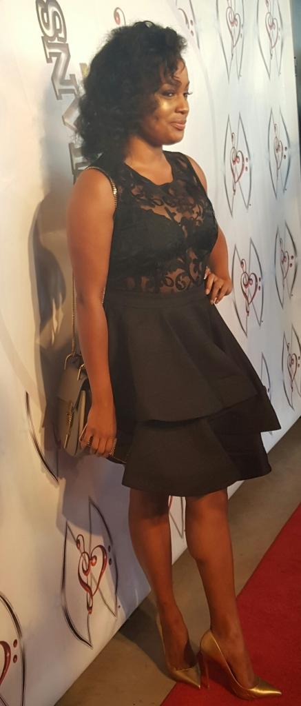 Miss Black America Coed Roneshia Ray