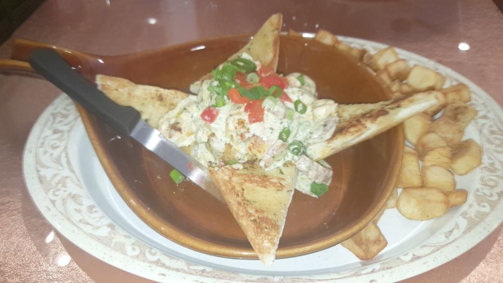 Southern crabstack