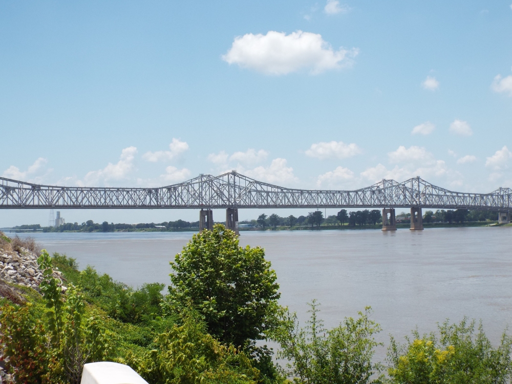 Natchez, Mississippi River Bridge