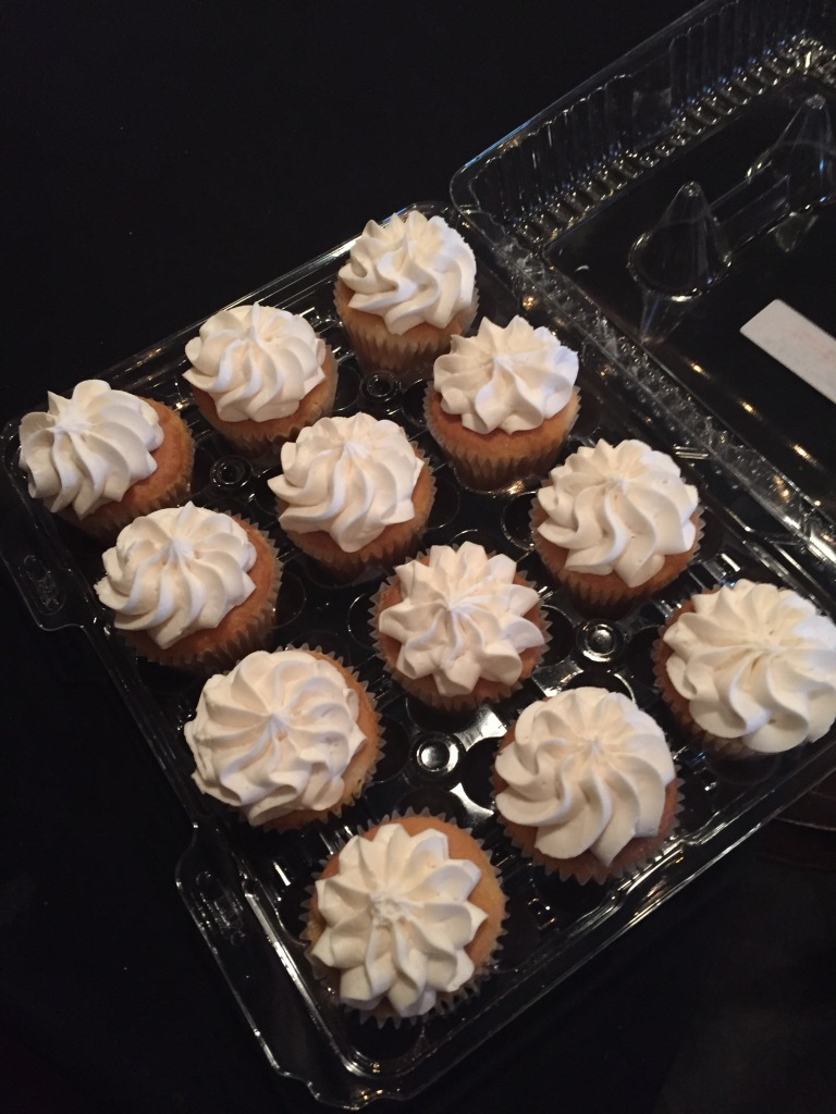 The Bakery Cottage cupcakes