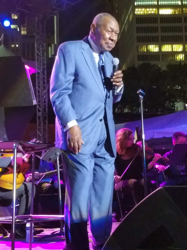 Legendary jazz great Freddy Cole