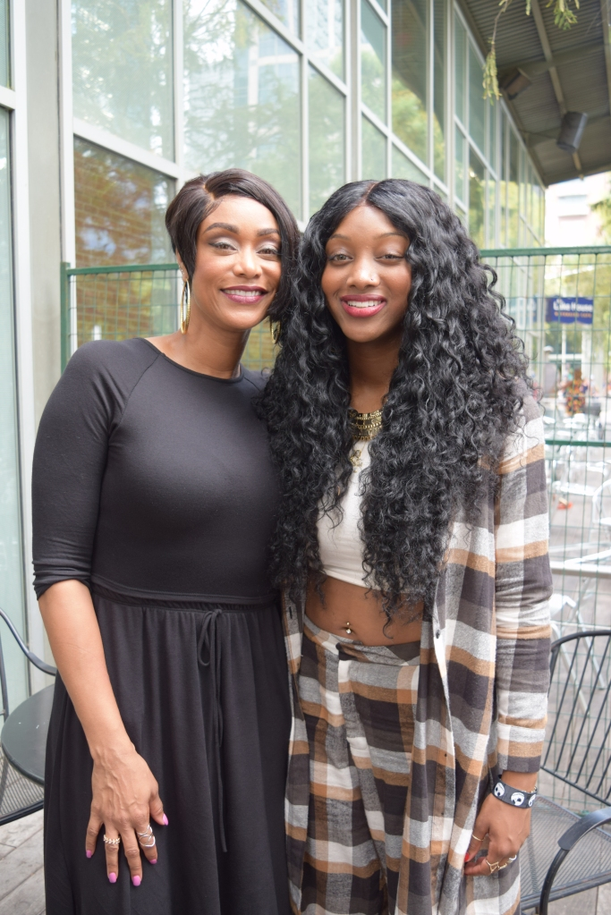 Tami Roman and her talented daughter Jazz Anderson