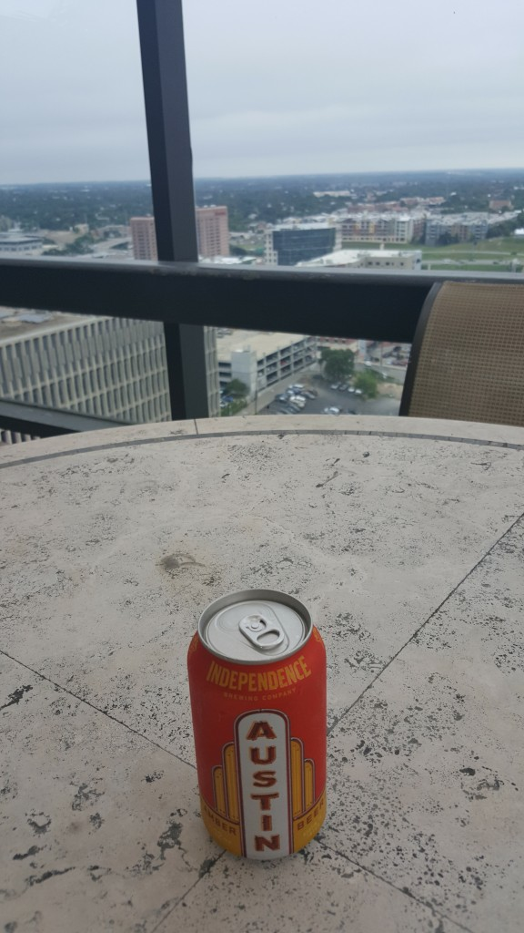 Views ... and beer