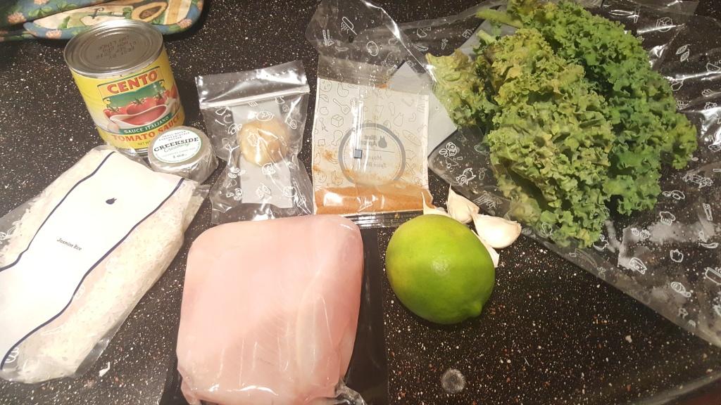 Meal 2 Ingredients