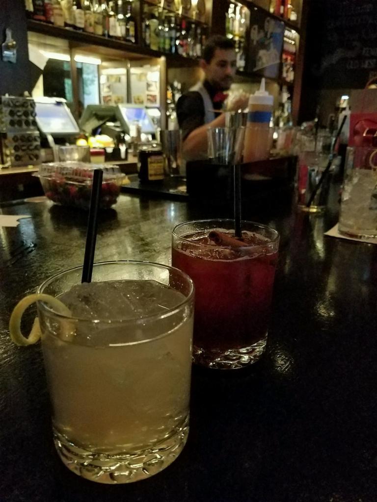 Cocktails at Radio Milano